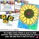 Sunflower Directed Drawing! Fun for Fall, September, Beginning of the Year, etc!