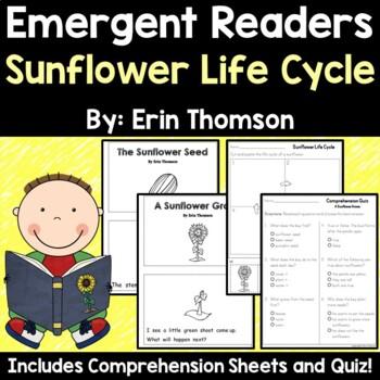 Sunflower Emergent Readers