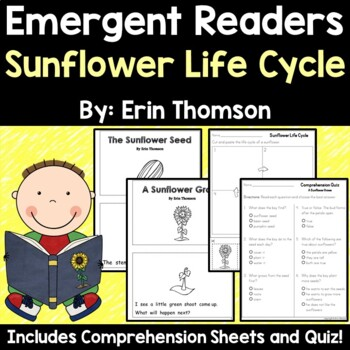 Sunflower Emergent Readers