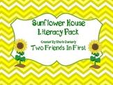 Sunflower House Literacy Pack
