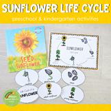 Sunflower Life Cycle Set - Preschool & Kindergarten