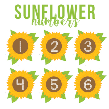 Sunflower Numbers
