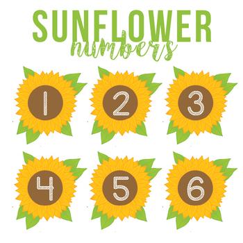 Sunflower Numbers