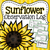 Sunflower Observation Log