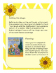 Sunflower Paper Mosaic Art Project
