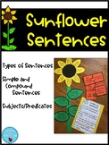 Sunflower Sentences