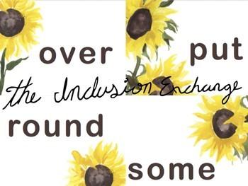 Sunflower Theme Alphabet / Word Wall