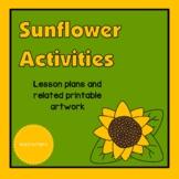 Sunflower Theme Unit