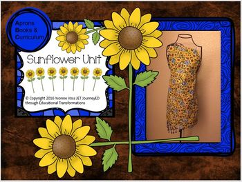 Sunflower Unit (Literacy and Math Activities)