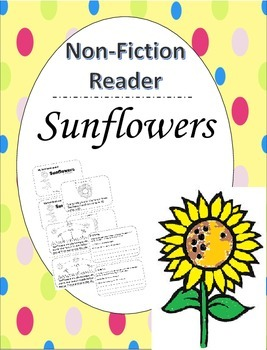 Sunflowers-Nonfiction Close Reading