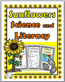Plant Unit - Sunflower Plant Life Cycle, Science & Literacy