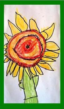 Sunflowers With Personality