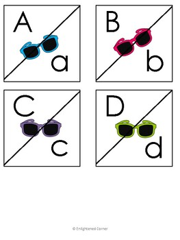 Alphabet Puzzles for K/1