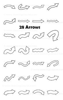 Arrows Clip Art