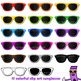 Sunglasses Clipart and Sunglasses Puzzle Cards