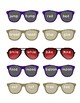 Sunglasses Rhyming Pairs