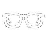Sunglasses and Shades Graphics, Coloring Pages, Activities