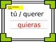 Sunjunctive Conjugation Practice