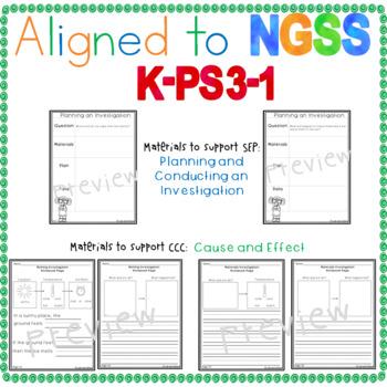 Sunlight: A Kindergarten NGSS Unit (K-PS3-1)
