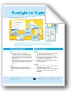 Sunlight to Night-light