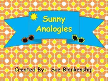 Sunny Analogies