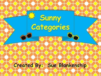 Sunny Categories