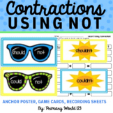 """Sunny Day Contractions using """"not"""""""