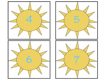 Sunny Day Subtraction Sort