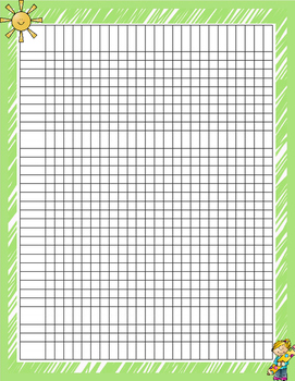data chart for kids science project sunny kids data chart blank by littleowlventures tpt