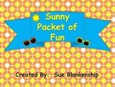 Sunny Packet of Language Fun