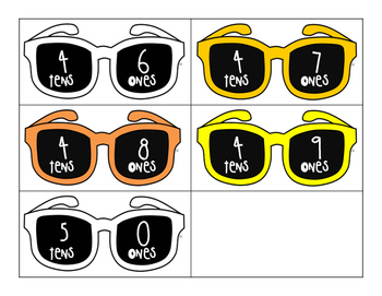 Sunny Place Value