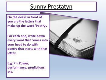 Sunny Prestatyn - Philip Larkin
