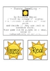 Sunny Reading ~ CVC Word Game