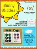 Sunny Shades - Adaptable Summer /S/ Artic Activity
