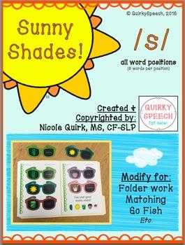 Sunny Shades - Adaptable Summer /S/ Artic Activity