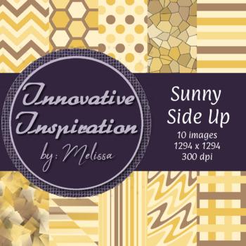 Sunny Side Up: Digital Papers {Innovative Inspiration}