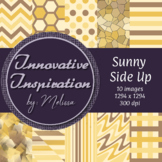 Sunny Side Up: Digital Papers {Innovative Inspiration}