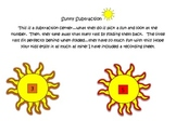 Sunny Subtraction