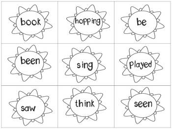 Sunny Summer Sight Word Fun for Kinder and First Grade