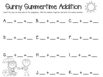 Sunny Summertime Addition
