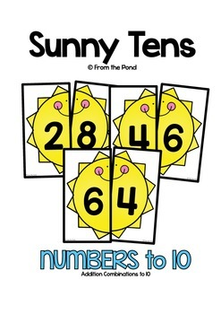 Sunny Tens - Addition Game