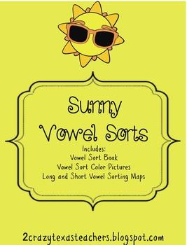 Sunny Vowel Sorts