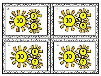 Sunny Ways to Make 10