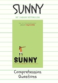 Sunny by Jason Reynolds: Book Questions