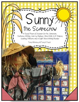 Sunny the Scarecrow