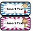 Sunrays Editable Tags & Labels {Classroom Printables} Back to School