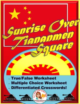 Sunrise Over Tiananmen Square Quiz, Worksheet & Puzzles