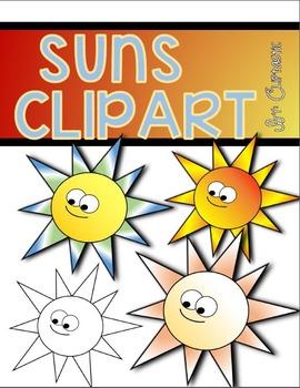 Suns Clipart