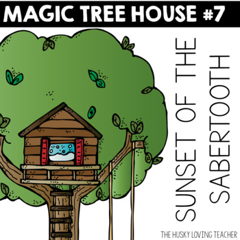 Magic Tree House: Sunset of the Sabertooth Guide
