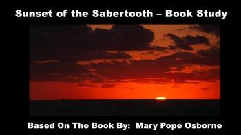 Sunset of the Sabertooth - Book Study